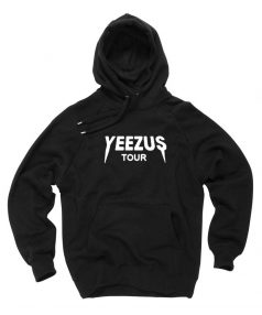 New Hoodie Yeezus Tour Unisex on Sale