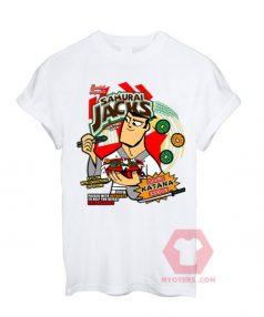Best T shirt Samurai Jacks Unisex on Sale