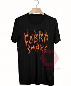 Best T shirts Cobra Shake Unisex on Sale