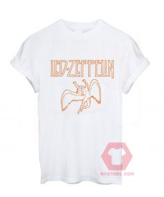 Best T shirts Led Zeppelin 77 Unisex on Sale