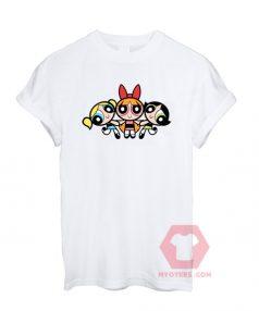Best T shirts Power Puff Girls Unisex on Sale
