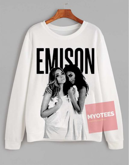 Cheap Sweatshirt Emison Pretty Little Unisex on Sale