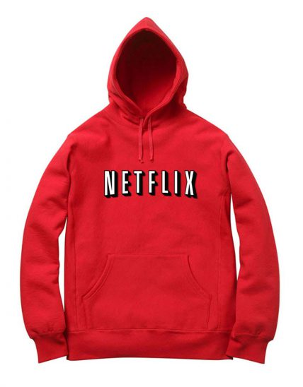 New Hoodie Netflix Unisex on Sale