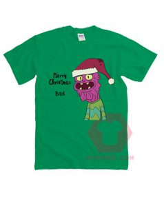Custom Tees Scary Terry Merry Xmas Bitch Christmas On Sale
