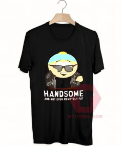 Custom Tees South Park Handsome Unisex On Sale