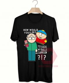 Custom Tees Southpark Parodi Cartman Unisex On Sale