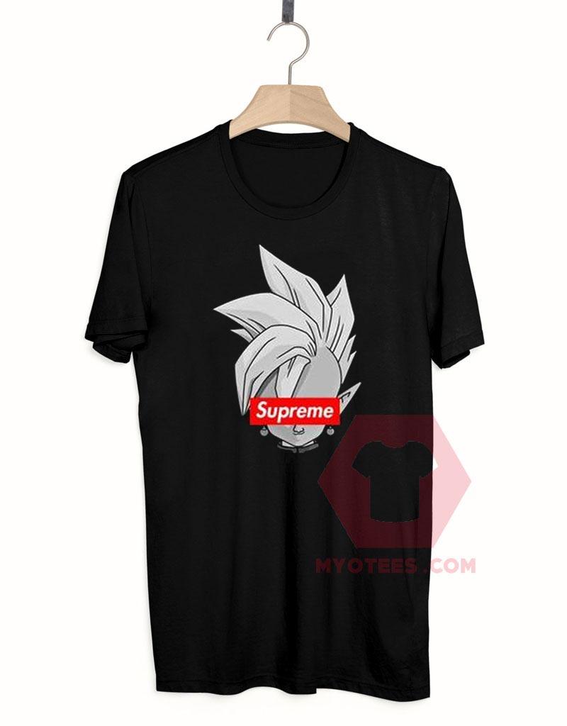 ac59ede7b912 Custom Tees Supreme Kai Dragon Ball Z Unisex On Sale