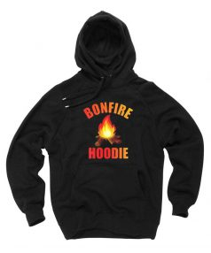 New Hoodie Bonfire Hoodie Unisex on Sale