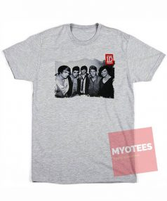 Custom Tees One Direction X Factor Unisex On Sale