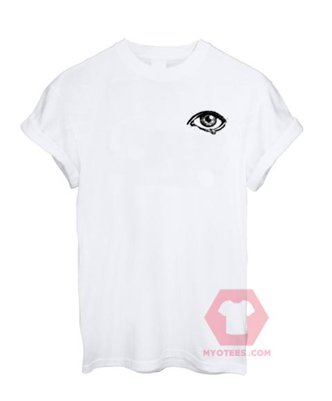 Custom Tees Seeing Eye Unisex On Sale