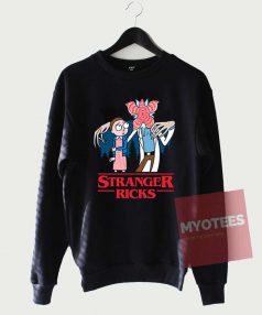 Cheap Custom Stranger Things Ricks Unisex Sweatshirt