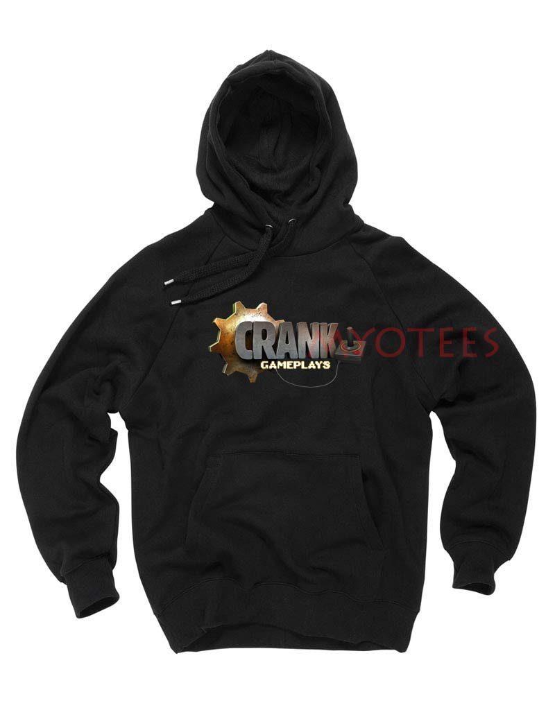 Cheap custom crank gameplays hoodie on sale myotees for Custom shirts and hoodies cheap