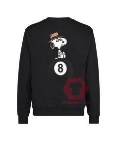 Cheap Custom HUF X Peanuts Spike Sweatshirt