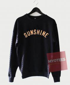Cheap Custom Sunshine Sweatshirt