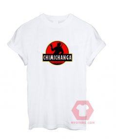 Cheap Custom Tees Deadpool Chimichanga On Sale