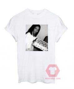 Cheap Custom Tees Aaliyah Birthday On Sale