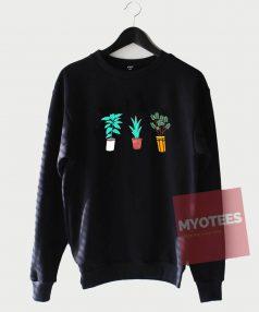 Cheap Custom Tees Plant Sweatshirt For Men Women