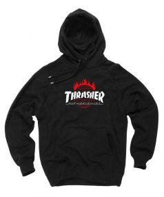 Cheap Custom Thrasher Huf Worldwide Hoodie On Sale