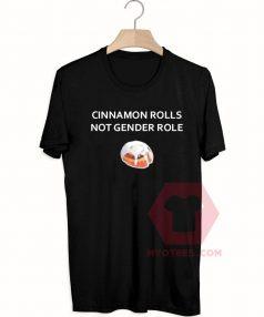 Cheap Custom Tees Cinnamon Rolls On Sale