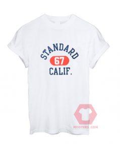 Cheap Custom Standard 67 Calif T-Shirt