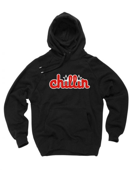 Affordable Custom Chillin Red Hoodie On Sale