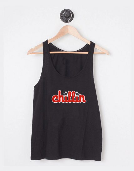 Affordable Custom Chillin Red Tank Top