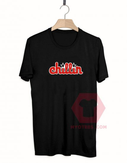 Affordable Custom Chillin Red T-Shirt