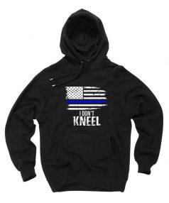 Affordable Custom I Don't Kneel Hoodie On Sale