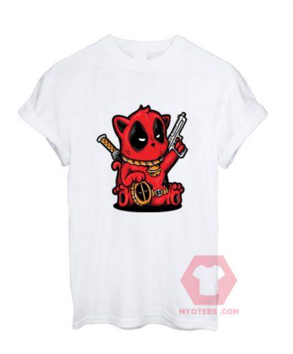Affordable Custom KittyPool T-Shirt