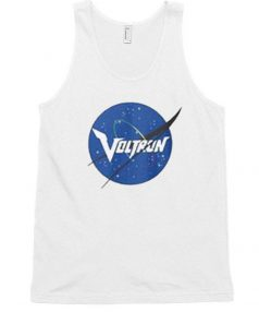 Affordable Custom Voltron Nasa Tank Top