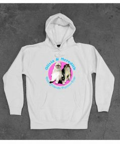 Affordable Custom Olivia & Meredith Swift Hoodie On Sale