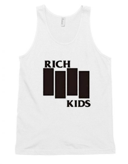 Affordable Custom Rich Kids Tank Top
