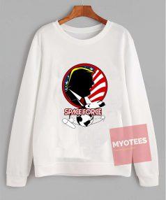 Affordable Custom Space Force Trumph Sweatshirt