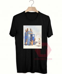 Affordable Custom Doctor Pooh T-Shirt