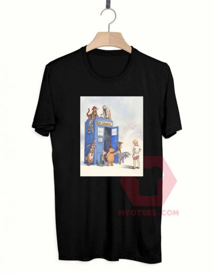 Affordable Custom Doctor Pooh T-Shirt