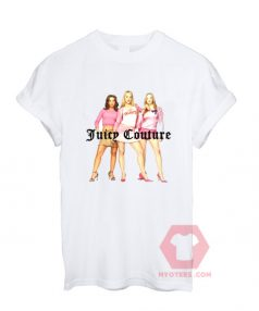 Affordable Custom Mean Girls Juicy Couture T-Shirt