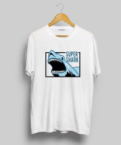 Super Shark Blondie T Shirt For Sale