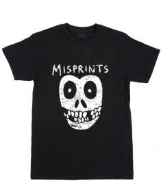 Cheap Custom Misprints T Shirt For Sale