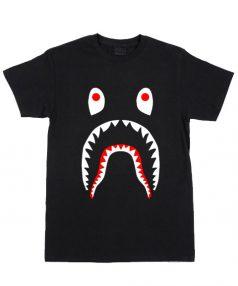 Cheap Custom Tees Bape Shark For Sale
