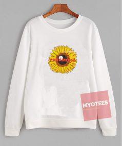 Paramore Sunflower Funny Sweatshirt