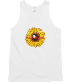 Paramore Sunflower Tank Top