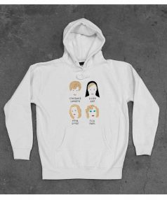 Cheap The Faces Of Jessica Lange Hoodie