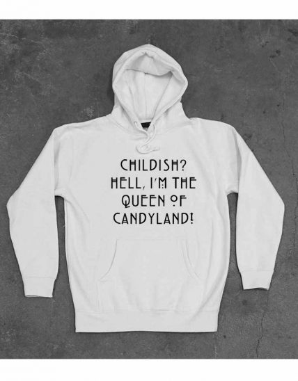 Cheap Queen of Candyland Hoodie