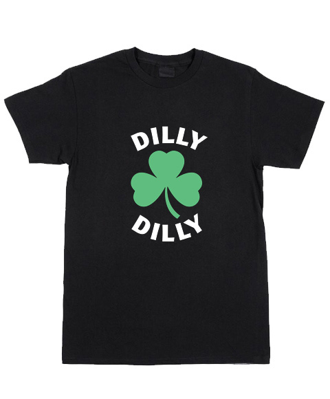 Cheap Custom Tees Dilly Dilly St. Patrick's Day For Sale