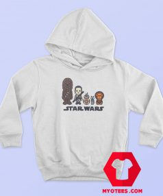 Cheap BAPE x Star Wars Republic Hoodie