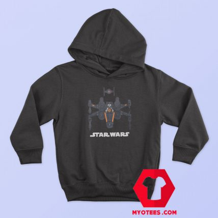 BAPE x Star Wars X-Wing Hoodie Cheap