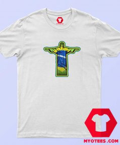 Christ The Redeemer T-Shirt Cheap