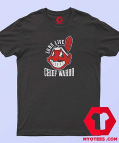Cleveland Indians Chief Save Wahoo T Shirt