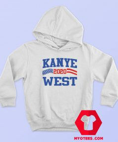 Kanye West 2020 Flag stripe Hoodie Cheap
