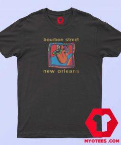 Mardi Gras Bourbon Street New Orleans